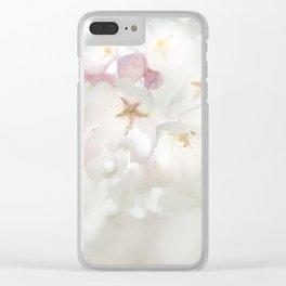 Abundance of Joy Clear iPhone Case