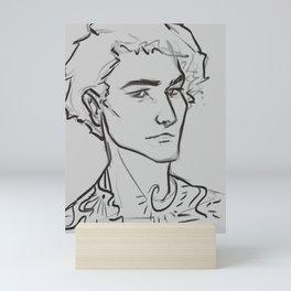 Azriel Mini Art Print