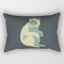 Pixies Doolittle Monkey Alternative Rock Design Rectangular Pillow