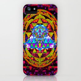 Protector By Kenny Rego iPhone Case
