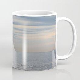 Morning at the ocean Coffee Mug