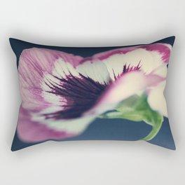 pansy Rectangular Pillow