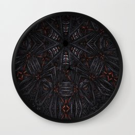 Positive Connection Fx  Wall Clock