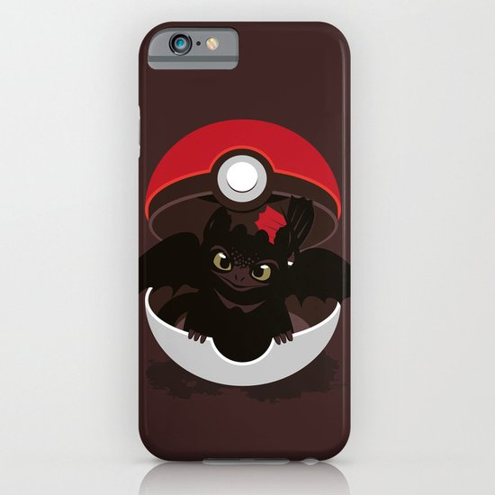 How To Catch Your Dragon iPhone & iPod Case