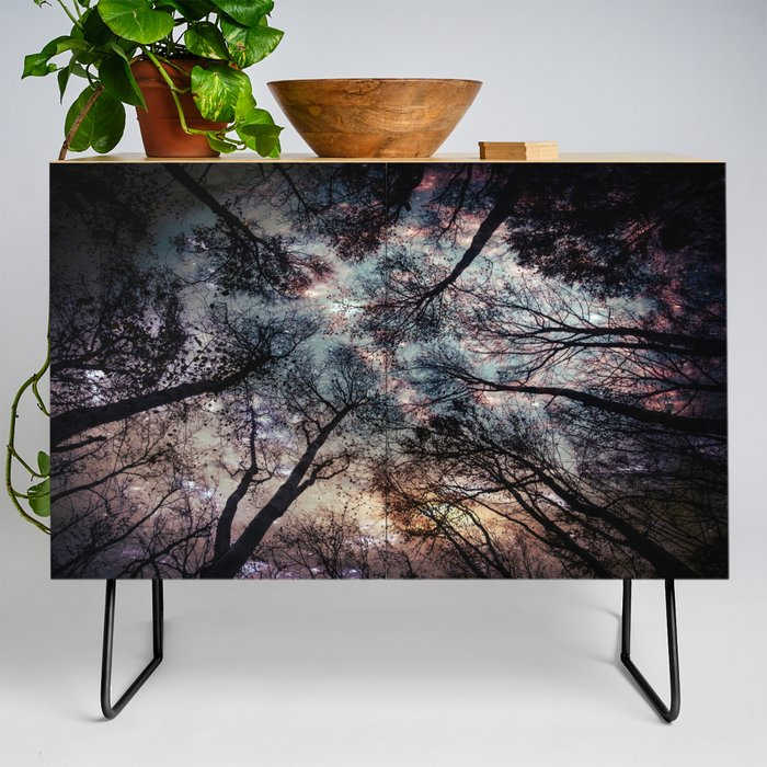 Starry_Sky_in_the_Forest_Credenza_by_Marianna_Mills__Black__Birch