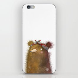 BEAR WITH ME | GLADYS | WHIMSICAL iPhone Skin