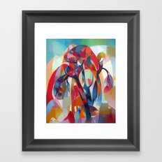 Ruben15 Framed Art Print