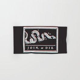 Join or Die Hand & Bath Towel