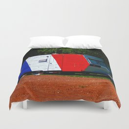 The Acadien Camper Duvet Cover