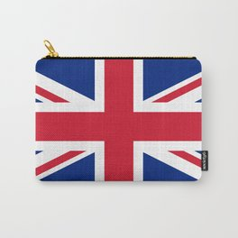 UK Flag Union Jack Carry-All Pouch