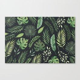 Leaves 9 Canvas Print