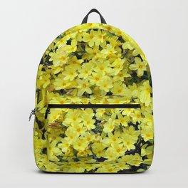 Happy Forsythia Backpack