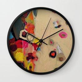 la famille Wall Clock