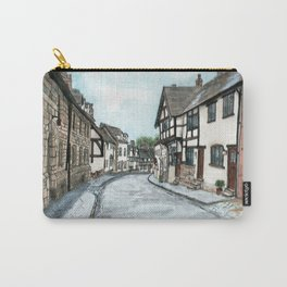 Mill Street North, Warwick U.K. Carry-All Pouch