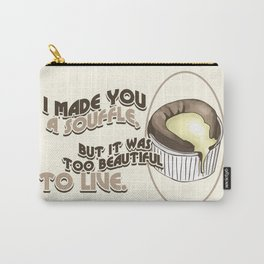 Clara Oswald, Souffle girl - Doctor Who Carry-All Pouch