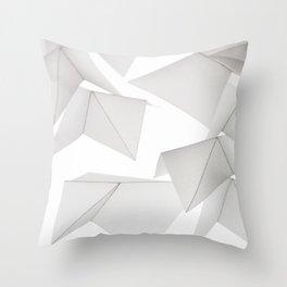 In Between Throw Pillow