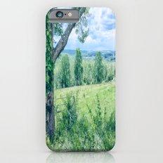 Never Ending Field Slim Case iPhone 6s