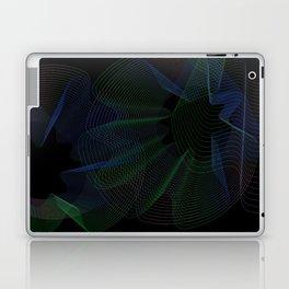 Neon Geometric style Laptop & iPad Skin