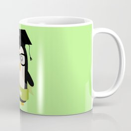 Penguin nerd from Milan T-Shirt for all Ages Coffee Mug