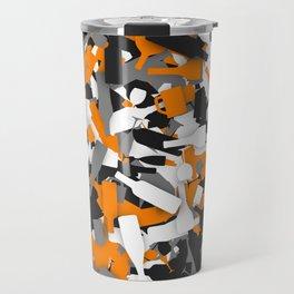 Urban alcohol camouflage Travel Mug