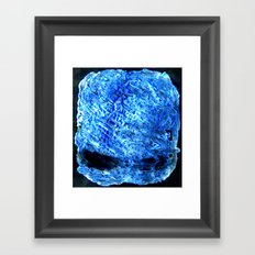 fish scale Framed Art Print