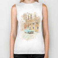 rio Biker Tanks featuring RIO by Nechifor Ionut