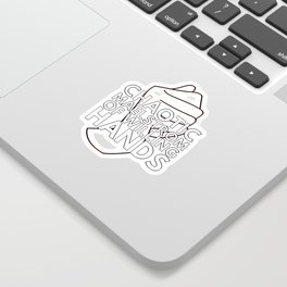 Simple Sticker