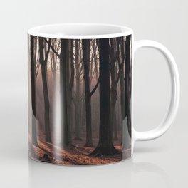 Up In The Woods Coffee Mug