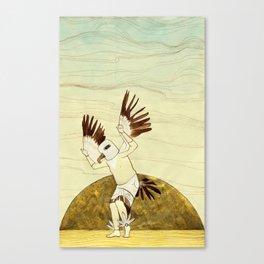 Eagle Dance Canvas Print