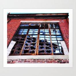 A Collective Regard Towards Pre-Industrialization  Art Print