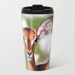 Young Impala, Africa wildlife Travel Mug