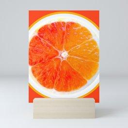 Blood Orange Mini Art Print