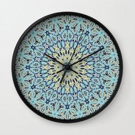 Oriental Kaleido 10A Wall Clock