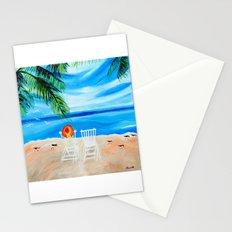 Summer feelings Stationery Cards