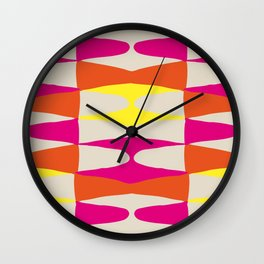 Zaha Chicago 68 Wall Clock