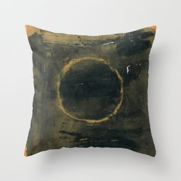 The First Nothing Throw Pillow
