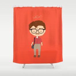 Her  Shower Curtain
