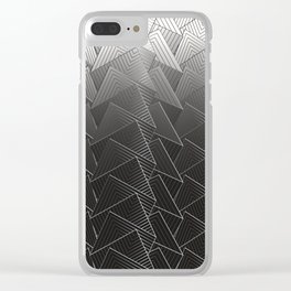 ZS AD Geometric Squares V 1.1.3.8. S6 Clear iPhone Case