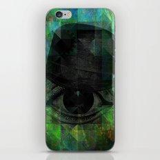 A VERY PRIVATE EYE iPhone & iPod Skin