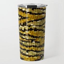 Wild Glitters Travel Mug