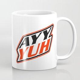 mountain xxxtentacion dew digital logo simple man u know Coffee Mug