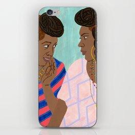 Wodaabe Women iPhone Skin