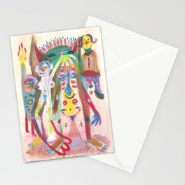 Orgy Stationery Cards