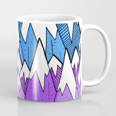 Mountains of colour Mug