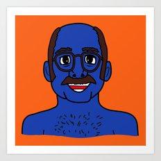 Tobias Funke Art Print