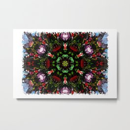 Flowers of exuberance Metal Print