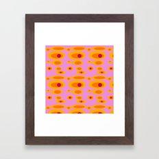 Petunia Framed Art Print