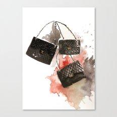 It bag Canvas Print