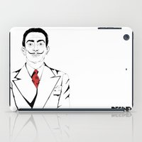 salvador dali iPad Cases featuring Salvador Dali by ArpanDholi