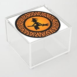 The Witch's Shadow Acrylic Box
